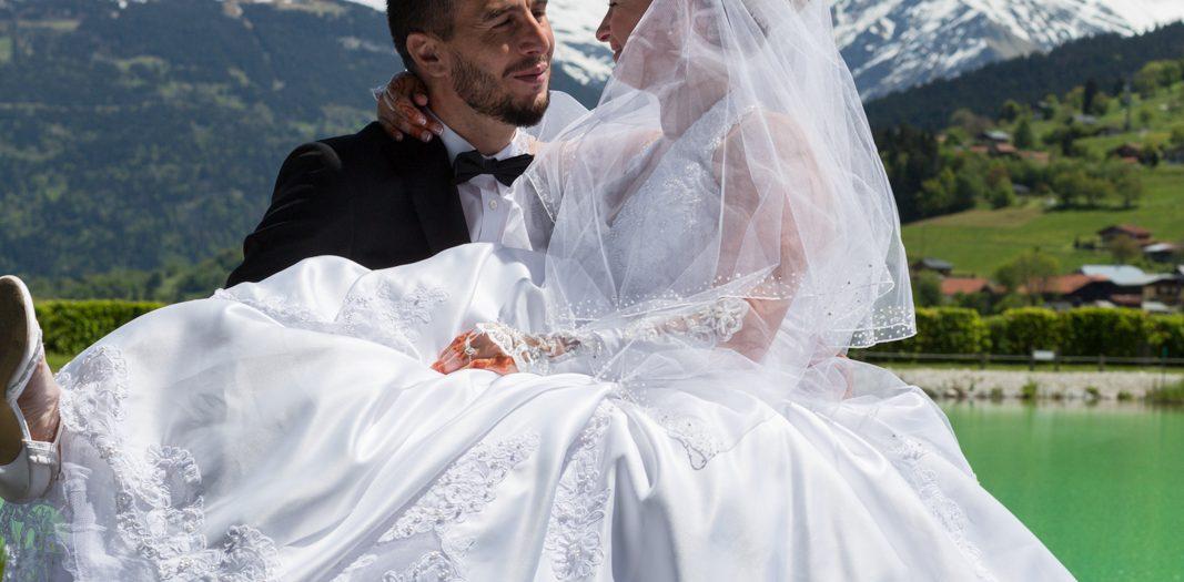 Marie et Zohir, sous le signe du Mont Blanc