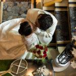 photo mariage Annecy hôtel Les Trésoms