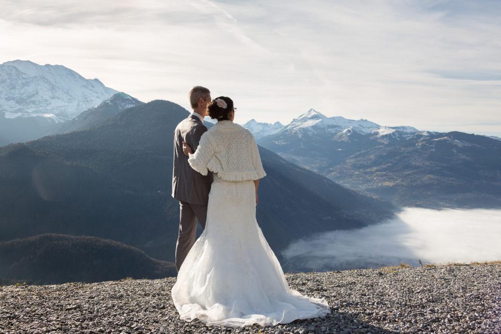 séance destination Mont Blanc Plateau d'Assy
