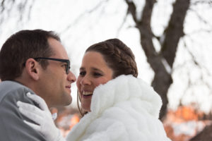 photographe Megève, se marier en hiver