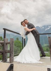 photographe mariage Les Houches