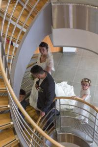 photo mariage aux Houches
