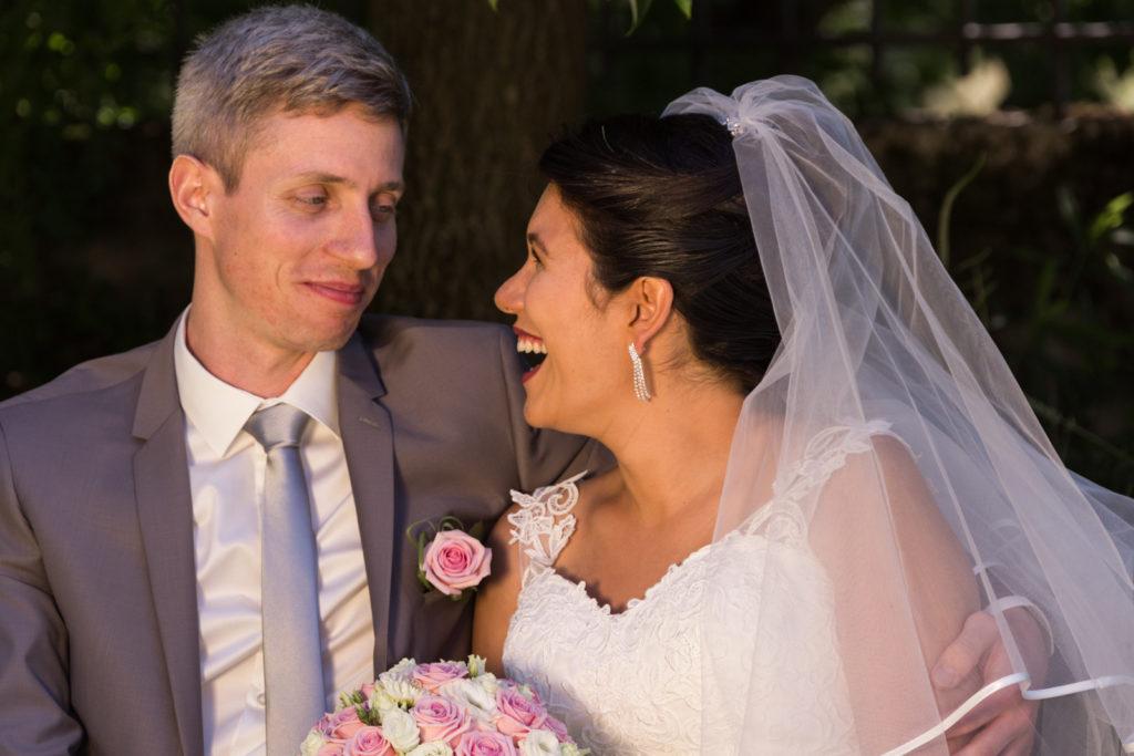 photo mariage à Gaillard Haute Savoie