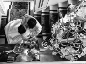 mariage à l'hôtel Les Trésoms à Annecy