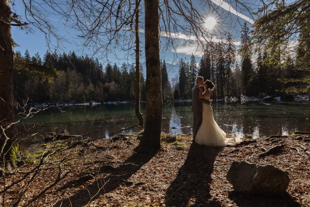 photographe mariage destination Mont Blanc