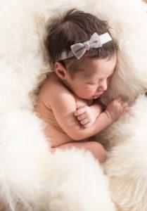 photographe nouveau-né à Saint Gervais