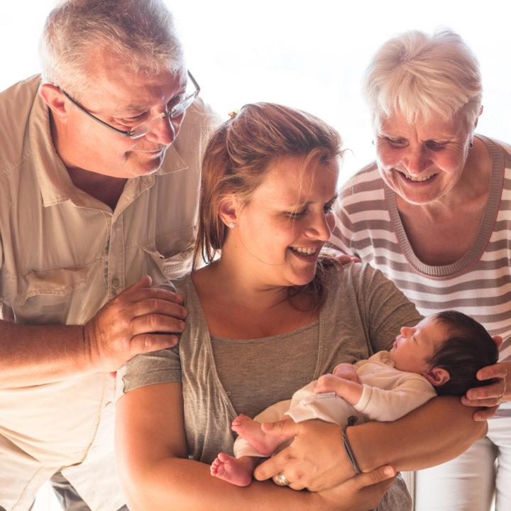 Une séance photo nouveau-né pour arrêter le temps