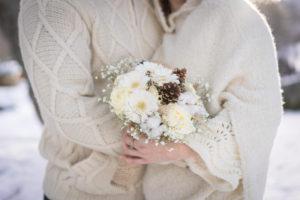 mariage à Combloux