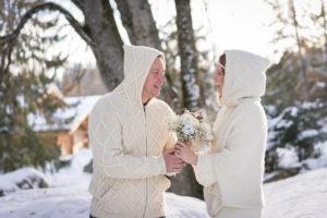 se marier à Combloux