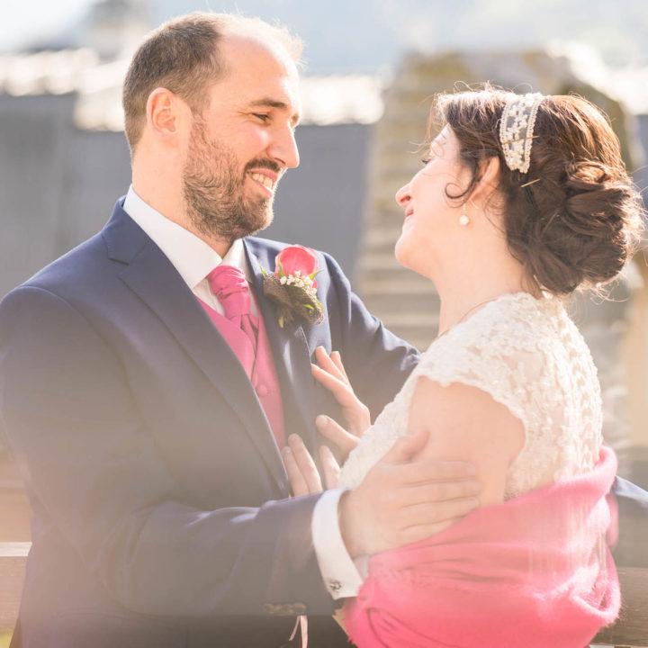 Se marier à Saint Gervais en automne